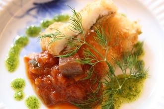 8月の魚料理