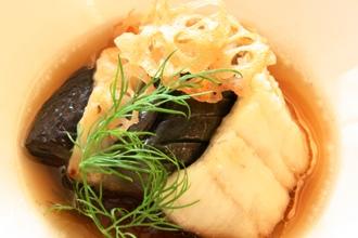 宝ヶ池ゆば泉6月の魚メイン料理