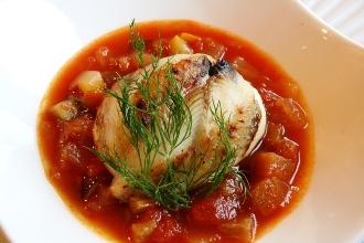 7月の魚料理